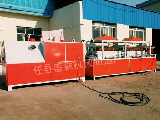 碳化木拉丝机厂房设备