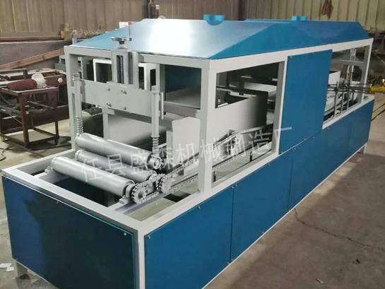 全自动木材碳化机