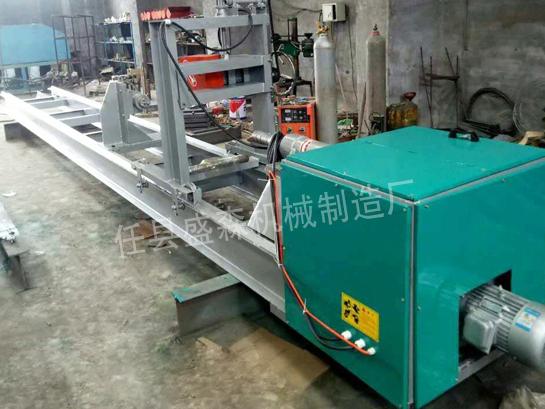 圆木加工机械