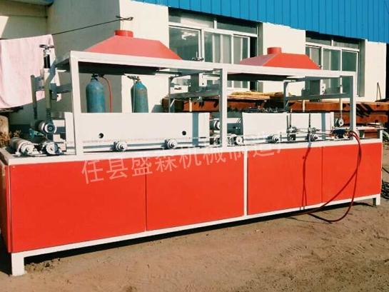 防腐木碳化拉丝机
